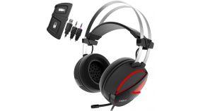 Gamdias геймърски слушалки Gaming Heaphones - HEBE E1 RGB