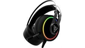 Gamdias геймърски слушалки Gaming Heaphones - HEBE P1A RGB Virtual 7.1 / Vibration