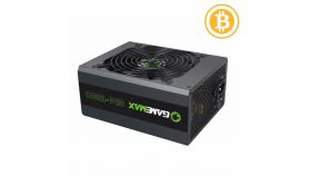 Gamemax Захранване PSU 1650W GOLD Bitcoin Mining 16xPCIe - GM-1650