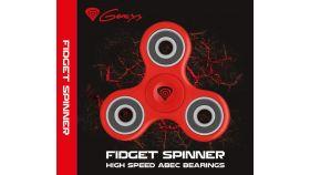 Genesis Fidget Spinner - RED - NIM-1045