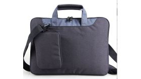 "Kingsons Laptop Bag 13.3"" KS3093W-BB :: Concord Series - Black"