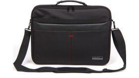"Kingsons Чанта за лапотоп Laptop Bag 15.6"" K8444W-A :: Corporate Series - Black"