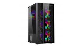 Makki Кутия Case ATX Gaming - F05 RGB 3F
