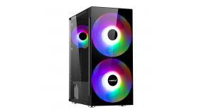 Makki Кутия Case ATX Gaming - F10 RGB 2F
