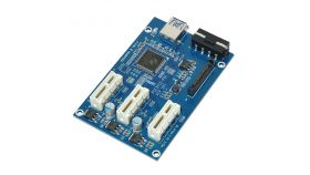 Makki Mining PCI-E splitter 3X - MAKKI-MINING-PCIE-3X-v005