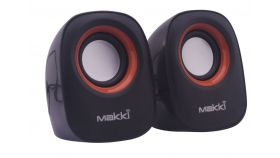 Makki Тонколони Speakers 2.0 USB - MAKKI-SP2-017 с USB захранване