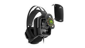 Marvo геймърски слушалки Gaming Headphones HG9046 - TRUE 7.1, backlight
