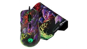 Marvo Геймърски комплект Gaming COMBO G932+G20 2-in-1 - Mouse, Mousepad - MARVO-G932+G20