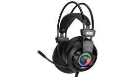 Marvo геймърски слушалки Gaming Headphones HG9018 - 7.1 / Vibration / Backlight / USB