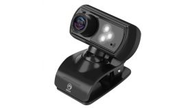 Marvo уеб камера Web Camera USB - MPC01 - 1080p, LED, Audio