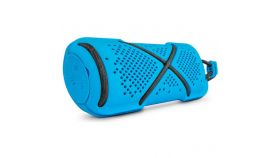 Microlab Мобилна колонка Mobile Bluetooth Stereo Speaker - D22 blue - microSD card блутут колонка с микро SD карта