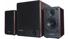 Microlab Тонколони Speakers 2.1 FC330 wooden 56W RMS