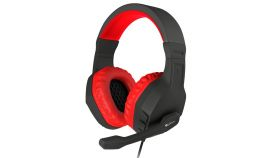 Genesis Геймърски слушалки Gaming Headset ARGON 200 RED NSG-0900