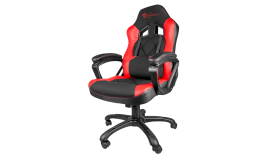 Геймърски стол SX33 Gaming Chair - Black/Red