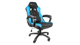 Genesis Геймърски стол NITRO 330 (SX33) Gaming Chair - Black/Blue - NFG-0782