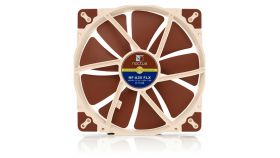 Noctua Вентилатор Fan 200x200x30mm NF-A20-FLX Mounting hole spacing 154x154, 110x180, 170x170 mm