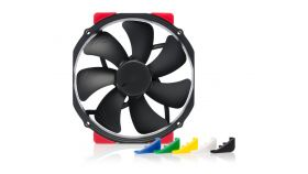 Noctua вентилатор Fan 150mm NF-A15 HS-PWM Chromax.black.swap