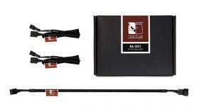 Noctua удължение за вентилатори Extension cables 3 x 4pin PWM 30cm - NA-SEC1