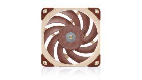 Noctua Вентилатор Fan 120mm NF-A12x25-PWM Blade Geometry: A-Series with Flow Acceleration Channels<br>Material: Sterrox® LCP