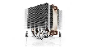 Noctua Сървърен охладител CPU Cooler NH-D9DX i4 3U - LGA2011(square/narrow)/LGA1356/LGA1366