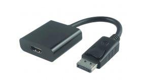 Orico активен адаптер Adapter Active 4K DisplayPort -> HDMI F - ADH-D2