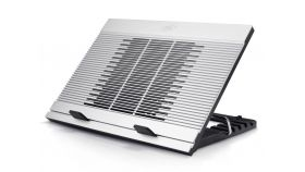 "Notebook Cooler N9 17"" - Aluminium - Silver"