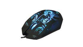 VCom Мишка Mouse optical Gaming 2400dpi Color leds - DM416