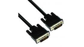 VCom Кабел DVI 24+1 Dual Link M / M - CG441-5m