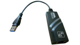 VCom LAN adapter USB3.0->LAN 10/100/1000 - CU835