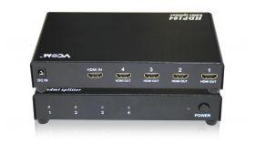 VCom Селектор HDMI Selector 4x1 - DD434
