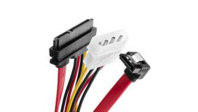 Кабел SATA+Power Combo cable - CH321-0.45m