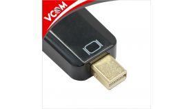 VCom адаптер Adapter Mini DP M / HDMI F Gold plated - CA334