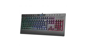 Xtrike ME геймърска клавиатура Gaming Keyboard KB-508 - Backlight
