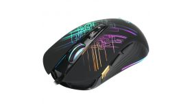 Xtrike ME геймърска мишка Gaming Mouse - GM-510 - RGB/6400dpi