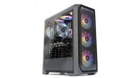 Zalman кутия за компютър Case ATX - N5 MF - 4 x 120mm Fixed RGB