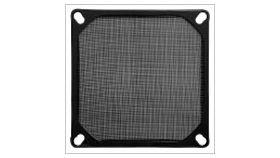 Evercool Филтър Fan Filter Metal Black - 140mm Филтър за вентилатор 140 мм, черен, метален