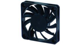 Evercool Вентилатор Fan 60x60x10 2Ball (4000 RPM) - EC6010M12BA Вентилатор 60x60x10мм, 4000 оборота в минута, с два съчмени лагера