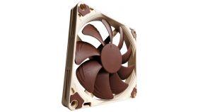 Noctua Вентилатор Fan 92x92x14mm NF-A9x14 PWM Висок клас вентилатор 92x92x14мм, 2200(с опция с адаптор за намаляване до 1700) оборота в минута,мин.скорост 300об/мин., с гумички против вибрации, 4 пина