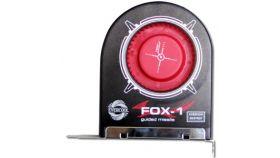 Evercool Охлаждане PCI Slot Case Cooler FOX 1 - SB-F1 Турбинен вентилатор с монтаж като платка, изкарва въздух извън кутията, подобрява охлаждането на различни карти и контролери в компютъра