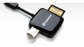 Transcend USB2.0 OTG Reader