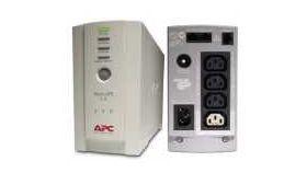 APC Back-UPS CS 350VA, USB or serial connectivity