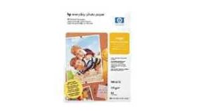 HP Everyday Photo Paper,Semi Glossy, 25 sheets, A4 size