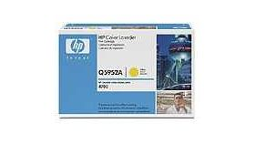 HP Color LaserJet Q5952A Yellow Print Cartridge for CLJ 4700, up to 10,000 pages