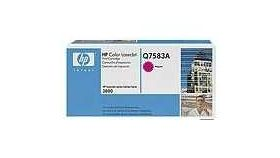 HP Color LaserJet 3800 Magenta Print Cartridge Q7583A, up to 6,000 pages