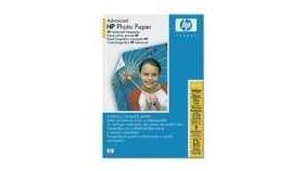 HP Advanced Glossy Photo Paper 250 g/mІ-10 x 15 cm borderless/25 sht