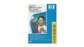 HP Advanced Glossy Photo Paper 250 g/mІ-10 x 15 cm borderless/100 sht