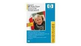 HP Advanced Glossy Photo Paper 250 g/mІ-A4/210 x 297 mm/25 sht
