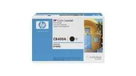 HP Color LaserJet CB400A Black Print Cartridge for CLJ CP4005, up to 7,500 pages