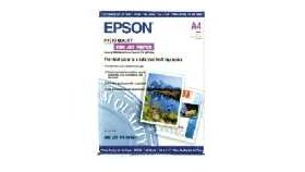 Epson Photo Quality Ink Jet Paper, DIN A4, 104g/m2, 100 Blatt