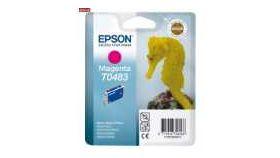Epson T0483 Magenta Cartridge - Retail Pack (untagged)